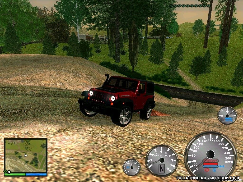 Скриншот Grand Theft Auto: San Andreas Armenia Mod