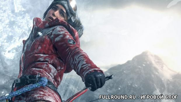 В Steam появилась Rise of the Tomb Raider
